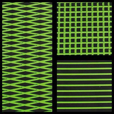 37X58black_on_lime_green_big PWC & Jet Boat Mat Colors