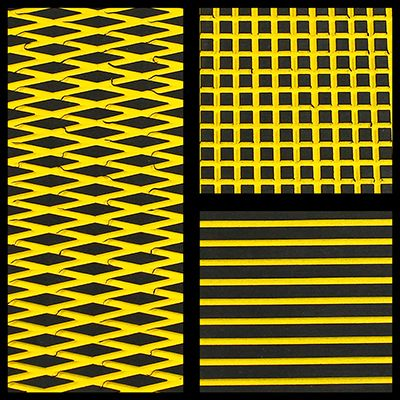 blackonyellow400 PWC & Jet Boat Mat Colors